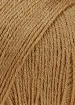 LANG YARNS Merino 400 Lace - Farbe: Ocker (0111) - 25 g / ca. 200 m Wolle -