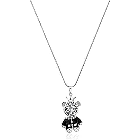 Meilanty gioielli donne Dichiarazione Orso Collana -