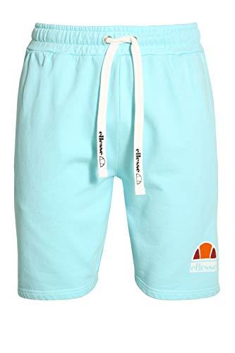 ellesse Herren Barbados Overdyed Short Kurze Hose, Neonblau, S