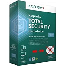 Kaspersky Total Security Multi-Device 2017 3 Licencias