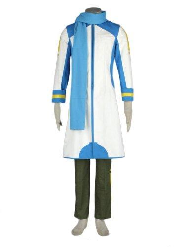 Vocaloid Kaito cosplay Kostüm, Größe XXL:(180-185cm,80-90 (Vocaloid Kaito Kostüm Von)