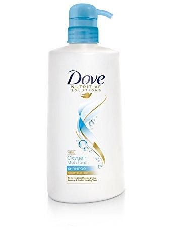 Dove Oxygen Moisture Shampoo, 650 ml