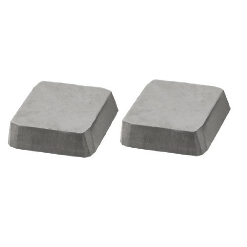 Banggood Pair Turning-Lathe Welding Blade Tungsten Cemented Carbide Inserts
