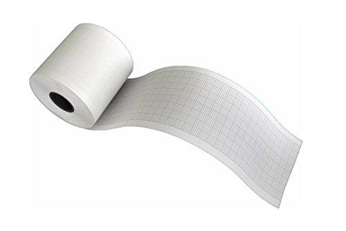 EKG-Thermopapierrollen zu HP/ Philips 40457C - 40457D (50mm x 30m)