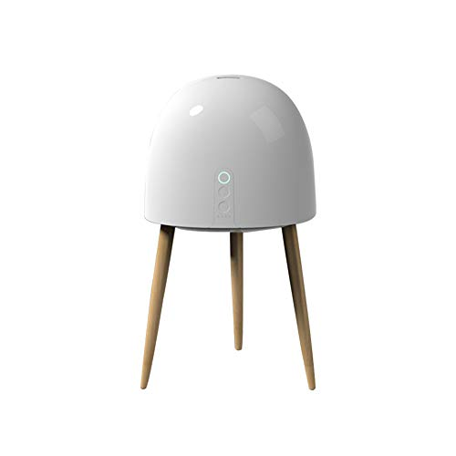 GX&XD Boden Diffusor aromatherapie Ultraschall Luftbefeuchter Flüsterleise Auto-abschaltung Luftreiniger Hohe kapazität Aroma Diffuser Für Home-Office-Baby Tisch- & nachttischlampen-A