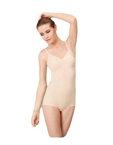 Playtex body modellante linea shaping - regina di quadri in coppa c - realizzato in tessuto leggero ma altamente contenitivo invisibile sotto gli abiti