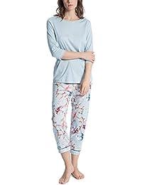 Calida Cosy Flowers, Pijama para Mujer