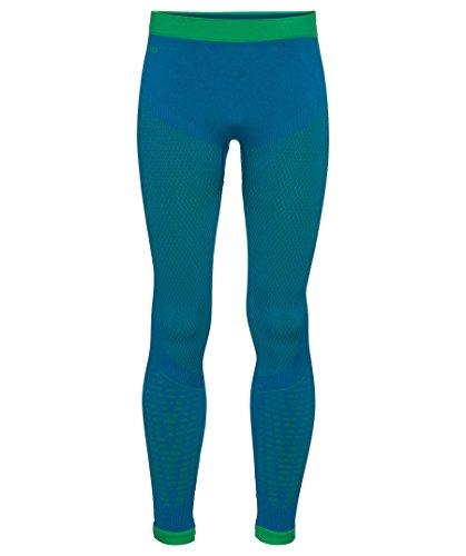 Odlo Kinder Lange Funktionsunterhose/Leggings Evolution Warm Marine (300) 116 | 07613361189890
