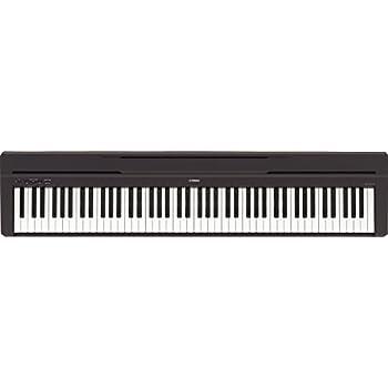 Yamaha P-45B Digital Piano schwarz