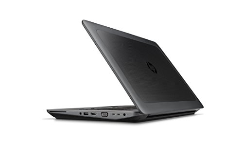 "HP ZBook 17 G3 Nero 2.6GHz 17.3"" 1920 x 1080Pixels i7-6700HQ"