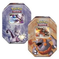 Pokemon Tin Deck Box 5