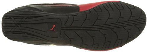 Drift RED 01 RED Cat Schwarz SF Puma 5 01BLACK BLACK Sneaker Herren 5p8wqP6