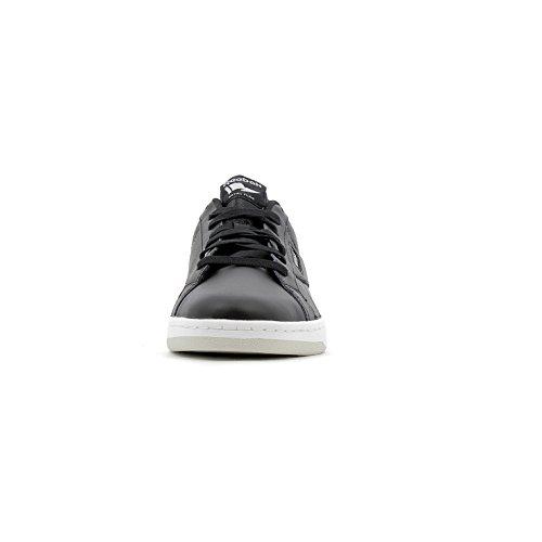 Reebok Royal Cmplt Cln Lx, Scarpe da Fitness Uomo Nero/grigio/bianco (Black/Skull Grey/White)