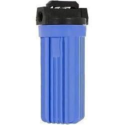 Pentek PENTEK-150564 Whole House Water Filter System, Clear/Blue