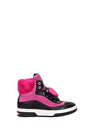 Sneakers Love Moschino Femme - Suède (JA15343G04JJ160B) 37 EU