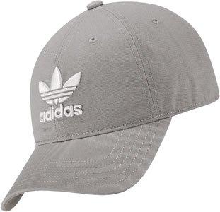 Adidas Trefoil Cap, Berretto Uomo, Grigio (Grpumg), M