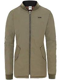 Vans Boom Boom Rev Long II MTE Women s Jacket Dusty Olive 4ff3c701b2