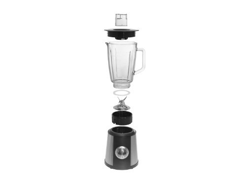 Tristar BL-4430 Blender – Volumen: 1,5 litros – Carcasa de acero inoxidable