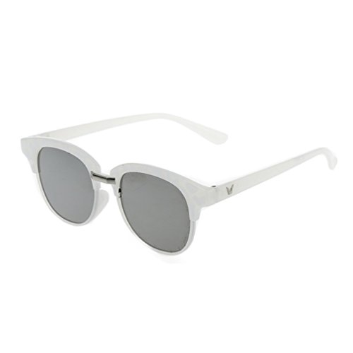 Tansle Damen Sonnenbrille Silber White/silver