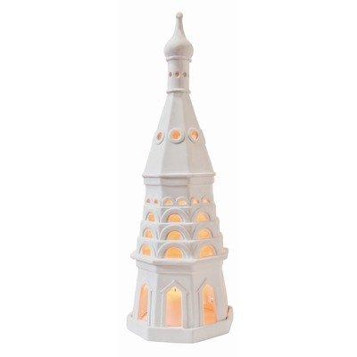 Authentic Models - Architekturmodell - Ivan Tower - Bisquitporzellan - AR026
