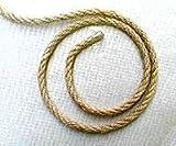 Sisalseil ungefärbt 300 cm 20 mm