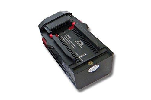 Preisvergleich Produktbild vhbw Li-Ion Akku 3000mAh (36V) für Werkzeuge Hilti TE6A, TE 6A, TE7A wie Hilti B36, B36V.