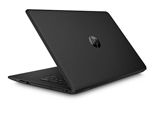 HP 17 ak015ng 1UQ12EA 439 cm 173 Zoll Laptop AMD two times central E2 9000e 4 GB RAM 500 GB HDD AMD Radeon R2 Grafikkarte FreeDOS 20 schwarz Notebooks