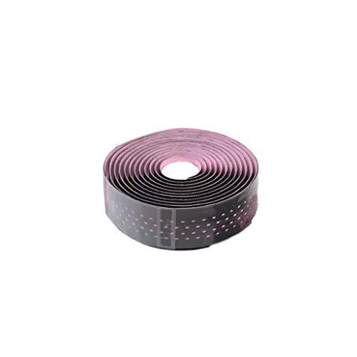Detrade Fahrradpedale Mountain Road Fahrrad Flache Plattform MTB Radfahren Aluminium Nylon Alloy Mountainbike Tarnung Gürtel (Pink) -