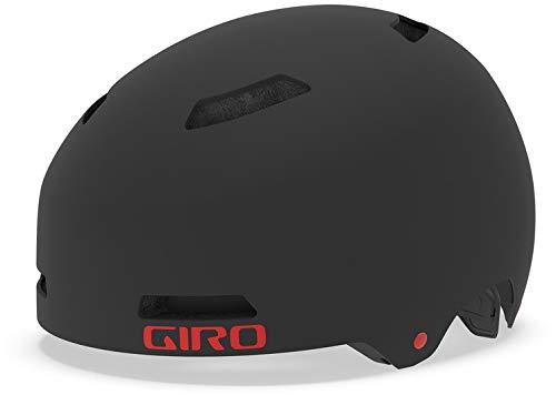 Giro Quarter FS MIPS BMX Dirt Fahrrad Helm schwarz/rot 2019: Größe: M (55-59cm)