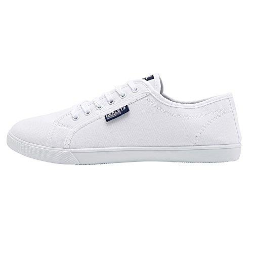 Henleys Mens Canvas Shoes - Connor