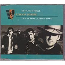 THIS IS NOT A LOVE SONG CD UK POLYDOR 1991