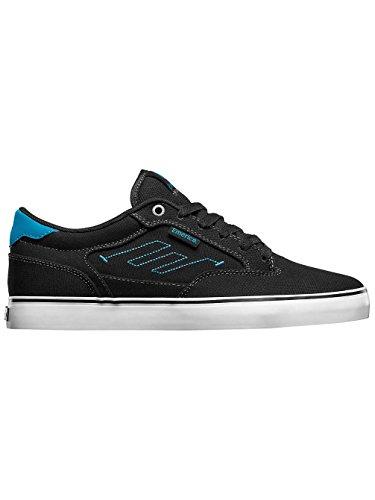 Emerica Uomo 6101000095 scarpe sportive nero - Nero/Blu