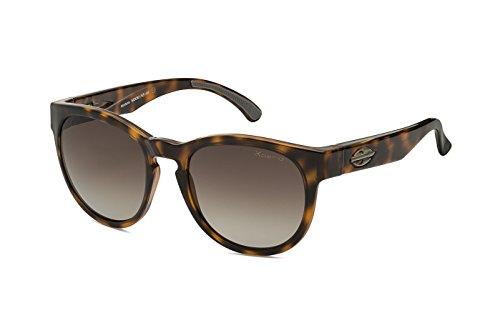 Mormaii Sonnenbrille Ventura, braun mit polarisiert Linsen