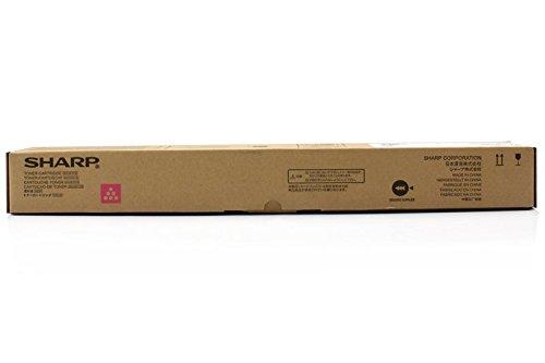 4101 Druckers (Original Toner passend für Sharp MX-4101 N Sharp MX31GTMA , MX-31GTMA - Premium Drucker-Kartusche - Magenta - 15.000 Seiten)