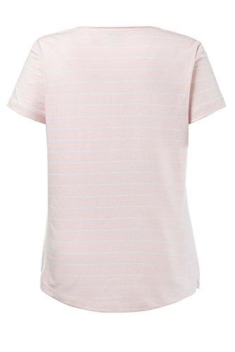 GINA_LAURA Damen Shirt 712993 Flieder