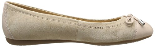 Geox D Lola A, Ballerines Femme Beige (LT TAUPEC6738)