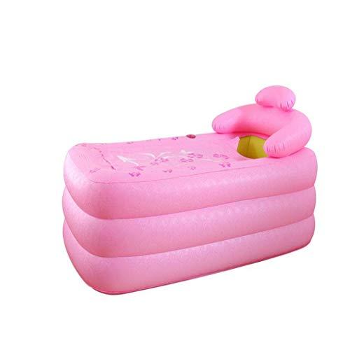 liuhoue Aufblasbare badewanne badewanne PVC Faltbare aufblasbare badewanne tragbare Erwach