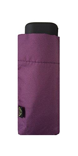 SMATI Paraguas Plegable Ultra Compacto Solido antiviento