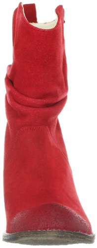 Jonny's Rhonda 26500, Stivaletti donna Rosso (Rot (rot))