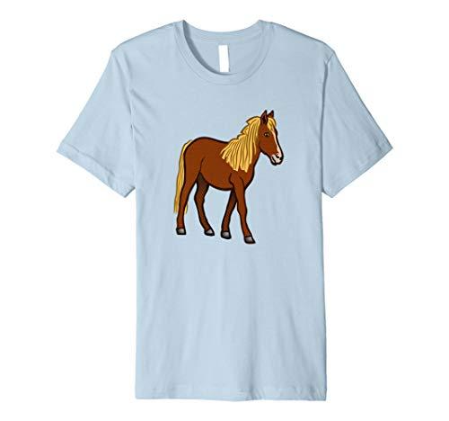 Pferd Kostüm Shirt Tag auf dem Bauernhof Geburtstag Rodeo Pony