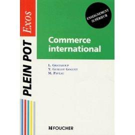 Commerce international : Enseignement supérieur par L Grataloup