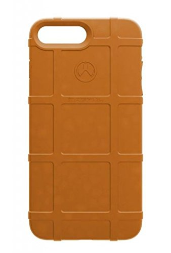 MagPul Handy Fall für Apple iPhone 7Plus–Orange