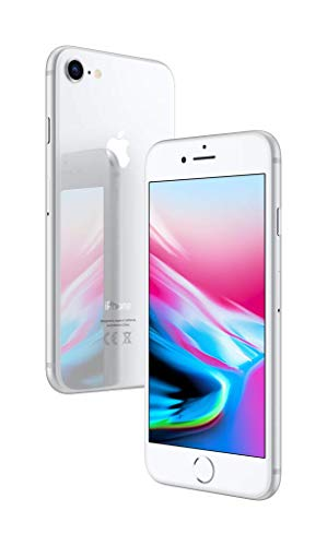 Apple iPhone 8 - Smartphone de 4.7' (64 GB), Color Plata