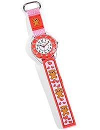 Chronostar Watches Damen-Armbanduhr GUMMY Analog Quarz Nylon R3751146005