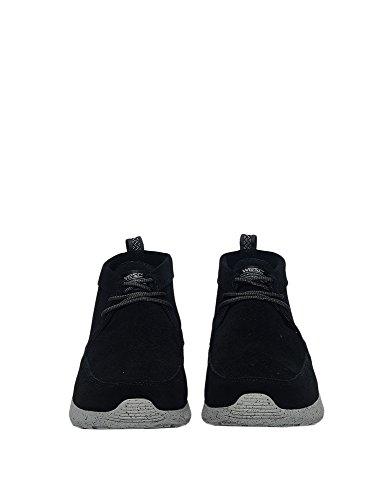 Wesc Men's Men's Suede Black Chukka Boots Suede Black