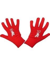 Officiel LIVERPOOL FC rouge gants tricotés
