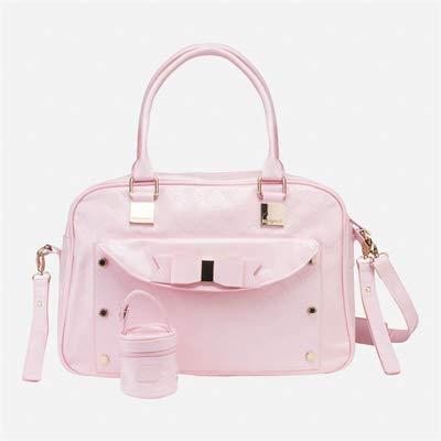 Bolso y Portachupete MAYORAL Charol Color Rosa de MAYORAL