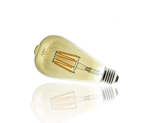 BlueBD GmbH - Lampadina LED da 8