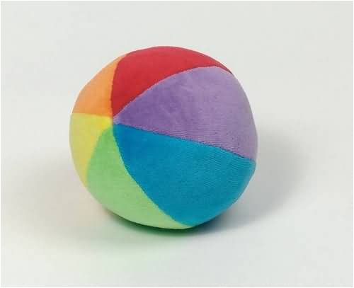 Cause - Stoffball mit Rassel