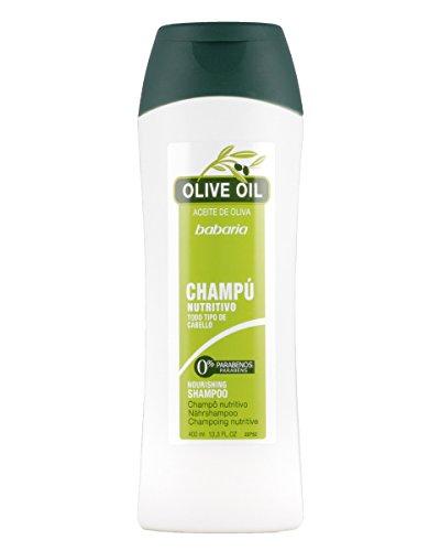 babaria Olivenöl Shampoo 400 ml -